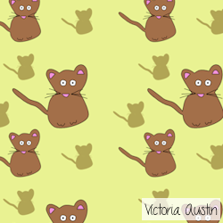 mice digital pattern